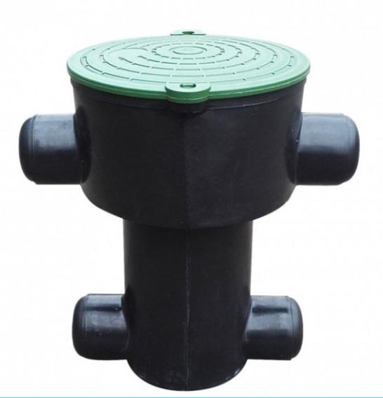 Podzemní sběrný filtr před nádrž